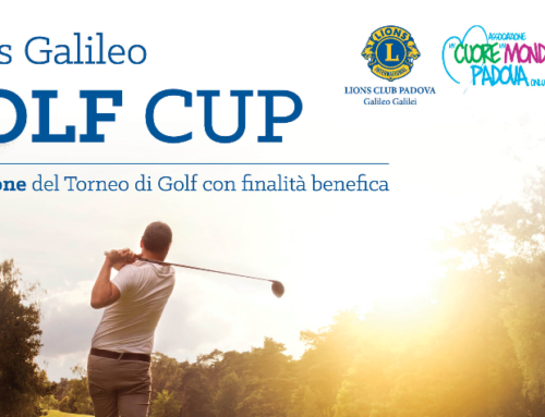 Lions Galileo Golf Club – 4^ Edizione del torneo di Golf